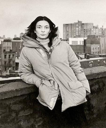 Cynthia MacAdams, Marisol Escobar, Sculptor, 1977