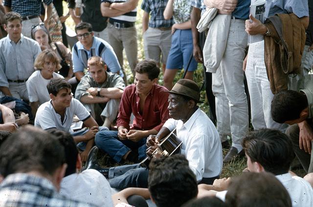 Mississippi John Hurt, August 1964, Philadelphia