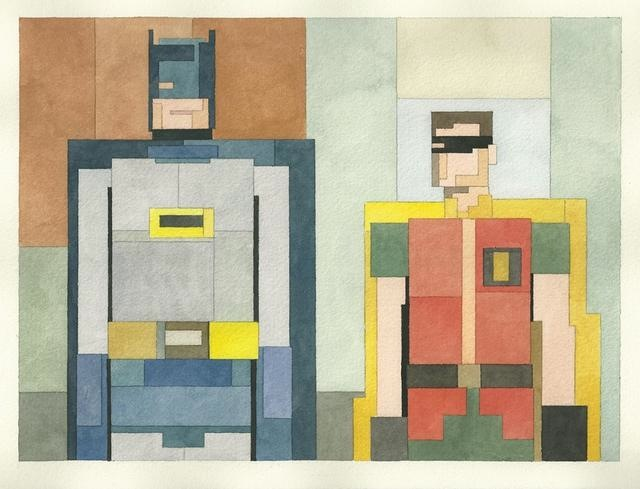 8bit-batman-and-robin