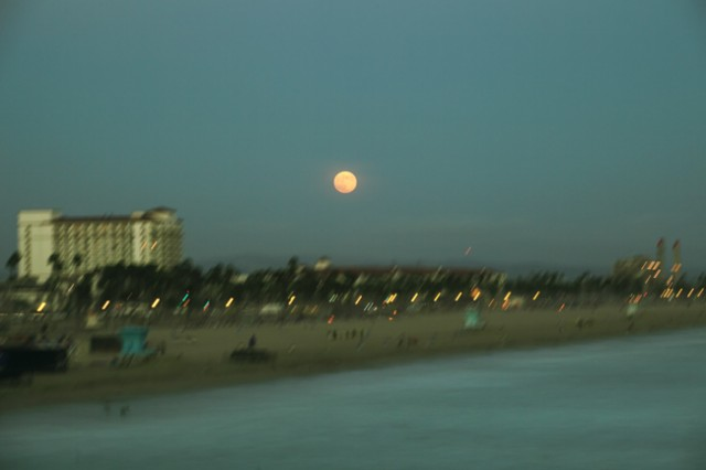 Ken Kitano, Newport Beach, CA, from the series Watching the Moon, 2013, 20 x 24 inch Chromogenic Print
