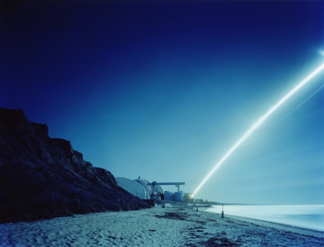 Ken Kitano, San Onofre Nuclear Generating Station, from the series Day Light, 2013, 20 x 24 inch Chromogenic Print