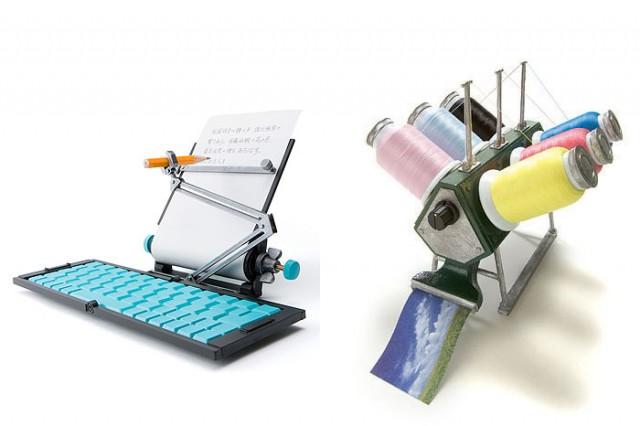 自动织相片机