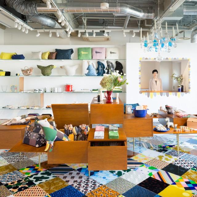 Torafu+Architects+Design+Tokyo's+New+Minä+Perhonen+Koti+Shop+-+KNSTRCT-5