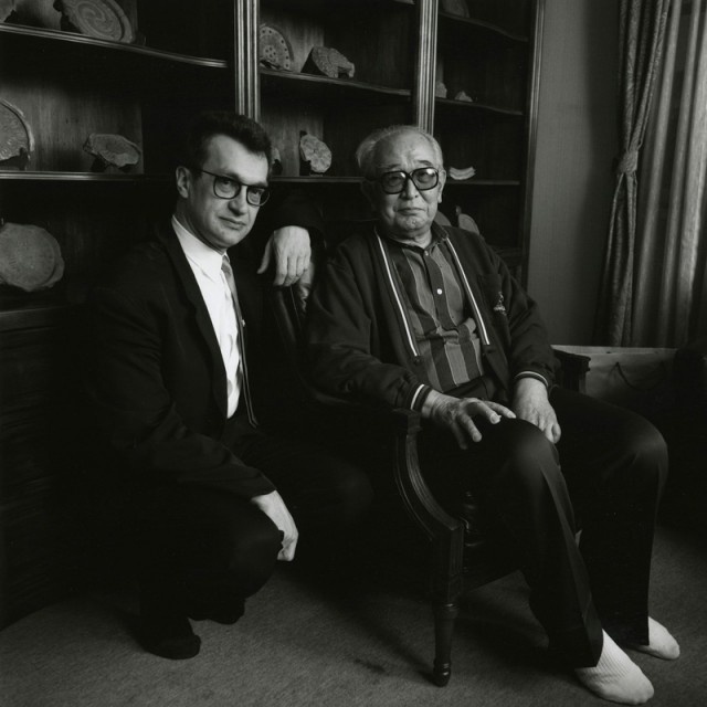 Wim Wenders与黑泽明