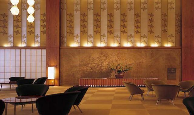 Okura Tokyo Lobby1