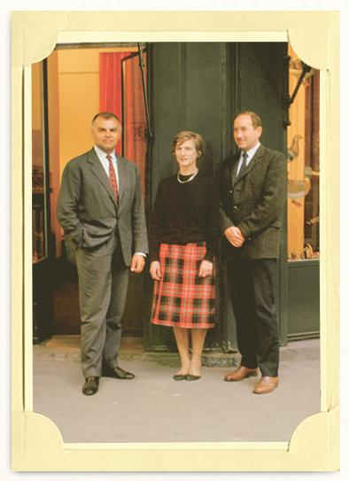 diptyque的三位创始人
