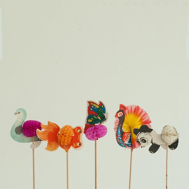 食品动物装饰,香港