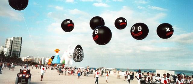 SKYWALKERS, ART BASEL MIAMI, FL 2006-1