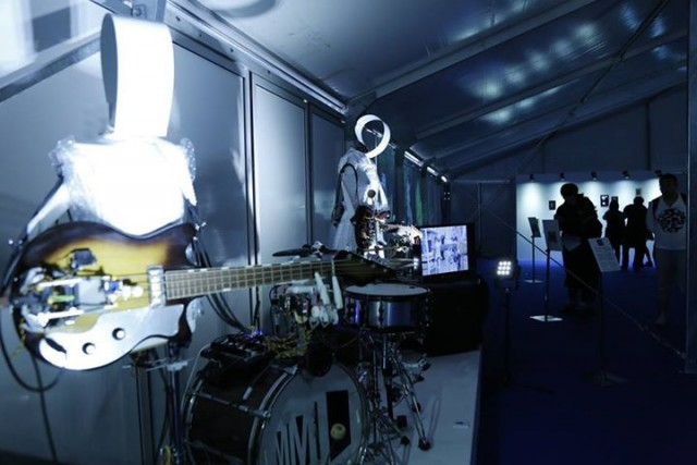 机器人展1