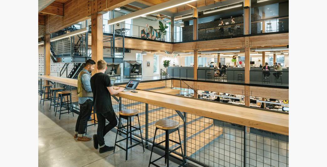 如何通过战略性地放置办公室垃圾桶,来激发员工创造力?