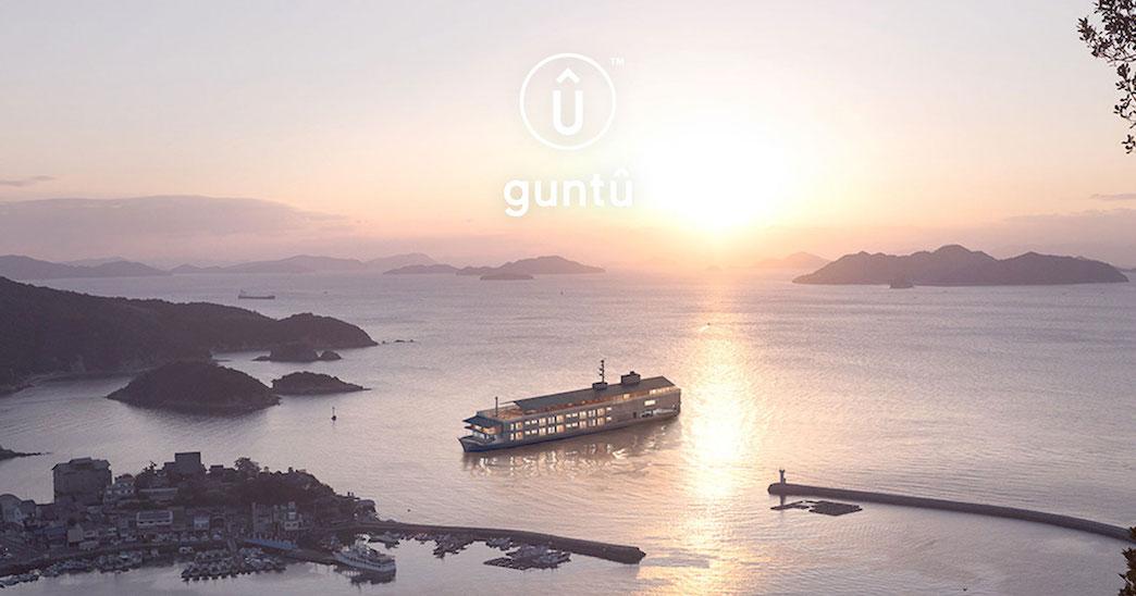 """濑户内海上的漂浮酒店,值得你列入""""一生必去""""的旅行清单"""