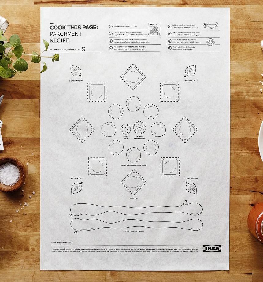 IKEA刚刚攻陷了时尚圈,现在又要进军美食界?